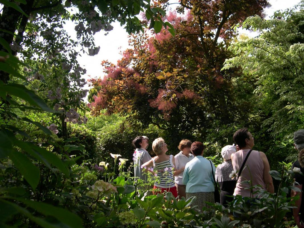 Visites jardins 2